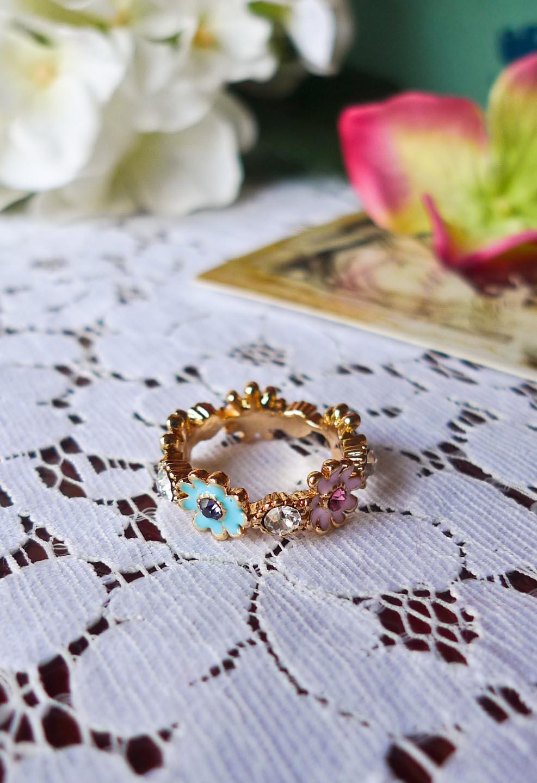 Daisy Days Ring
