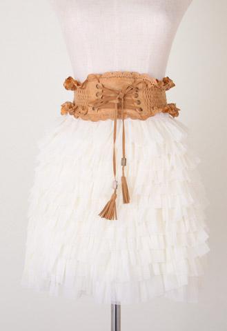 Swan Cloud Skirt