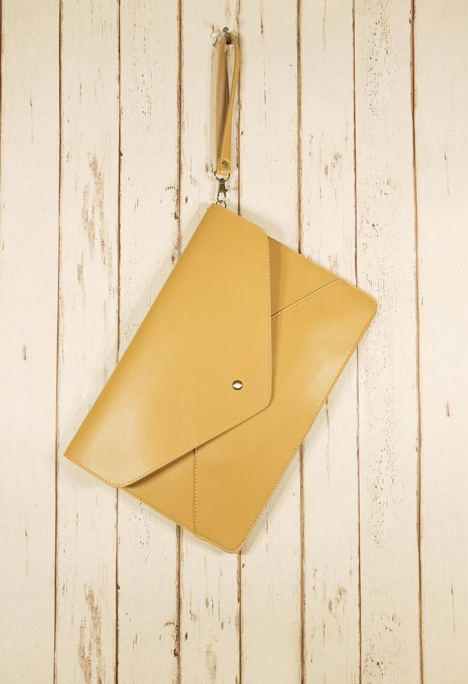 Retro Multi-Color Envelope Bag