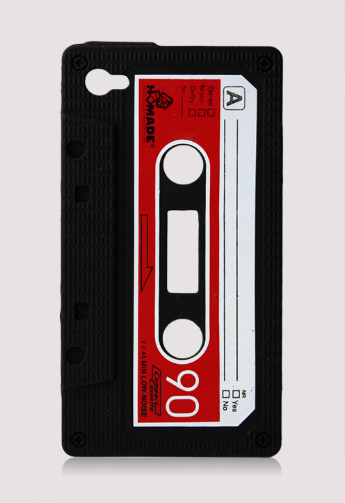 Audio Tape Cellphone Case for Iphone4/4s