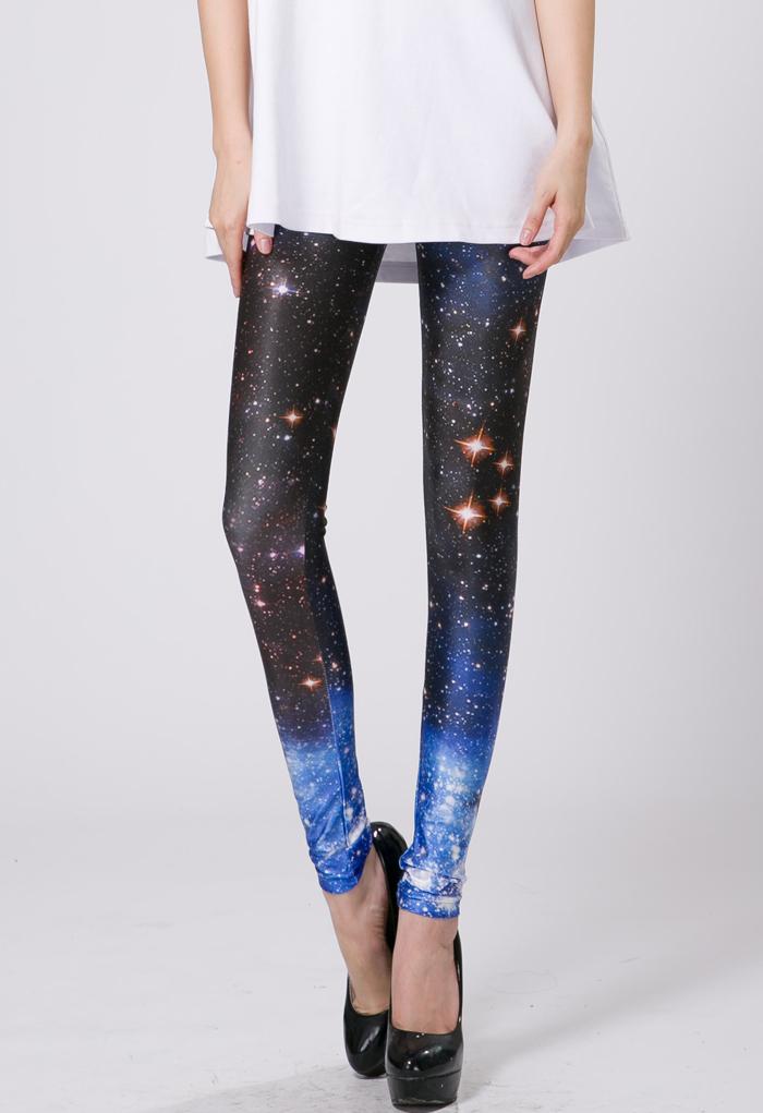 Galaxy Blue Legging