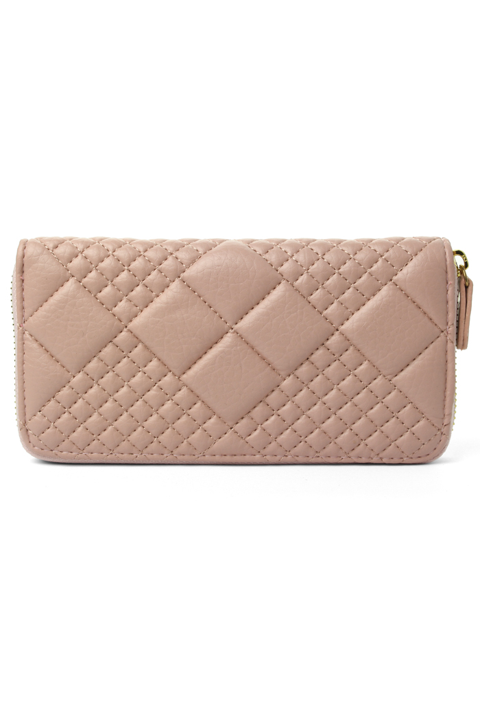 Pink Candy Color Wallet