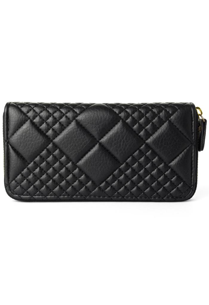 Black Candy Color Wallet