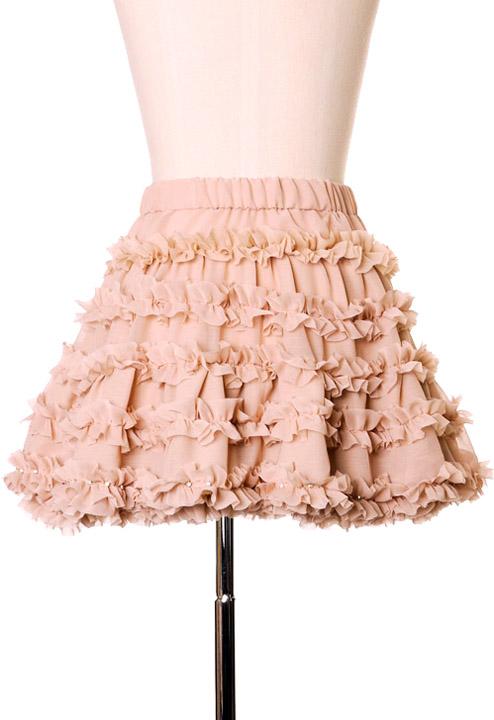 Peach My Heart Petticoat