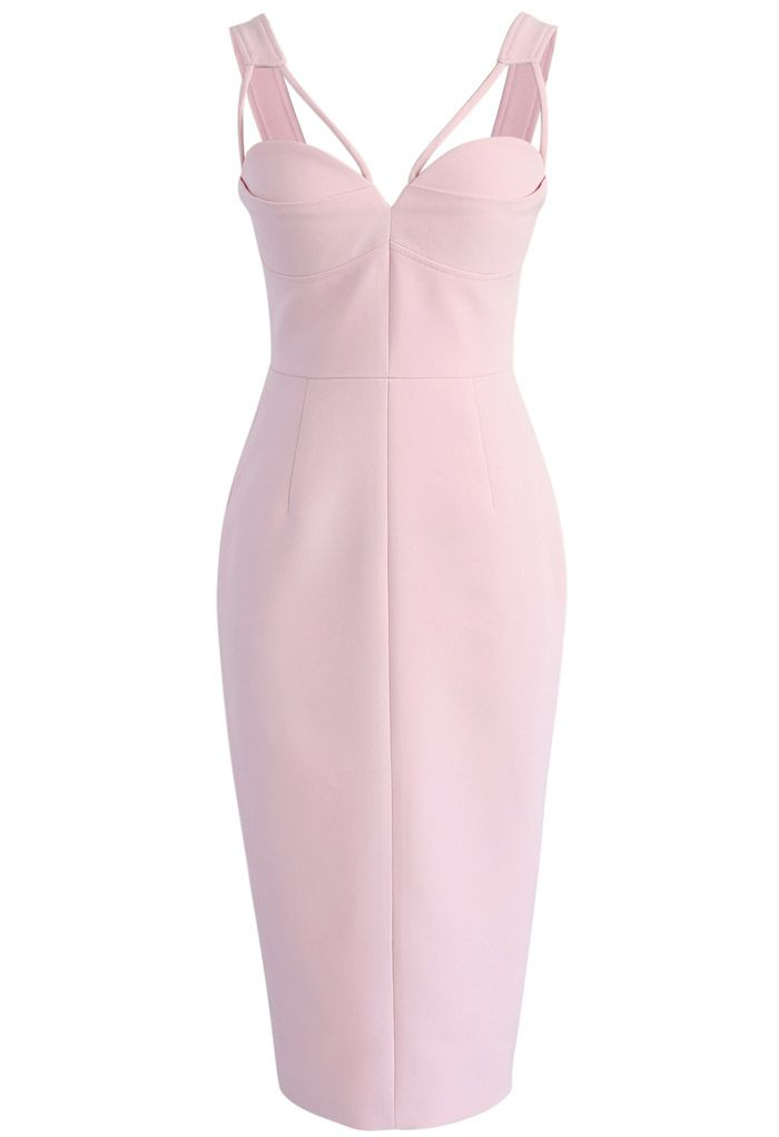 My Style Recipe Dress in Pink