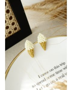 Sweet Ice Cream Earrings