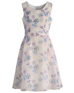 Cherry Blossom Love Organza Dress