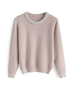 Gentle Softness Knit Top in Pink