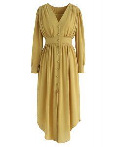 Best Kind of Grace Button Down Midi Dress
