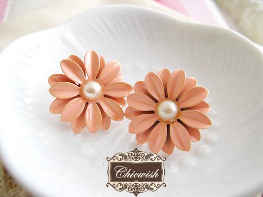 Sunny Daisy Earrings