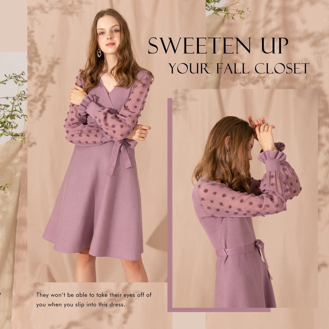 Chicwish Indie Design in Onepiece Dresses, Top Clothings